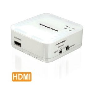 Cypress Technology製 HDMIオーディオ切替器(HDMI音声/光デジタル/アナログ音声) CLUX-11CA|ratoc