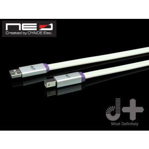 オヤイデ電気製 USBケーブル「d+USB Class S rev.2 1.0m」|ratoc