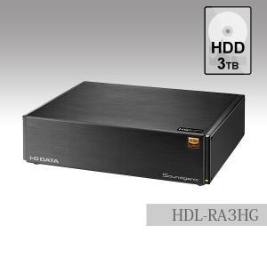 アイ・オー・データ機器製 Soundgenic ハードディスク搭載ネットワークオーディオサーバー 3TB HDL-RA3HG|ratoc