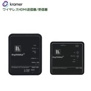 KRAMER クレイマー製 ワイヤレスHDMI送信器/受信器 KW-14|ratoc