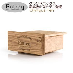 Entreq製 グランドボックス(仮想アース装置)小型フラッグシップモデル Olympus Ten ratoc