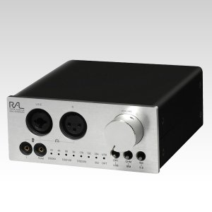 DSD256 & PCM 24bit/384kHz バランス駆動/標準シングルエンド両対応USBヘッドホンアンプ RAL-DSDHA5|ratoc