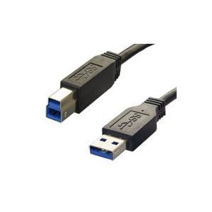 USB3.0 Standard-A⇔USB3.0 Standard-B ケーブル(約1m) RCL-USB30-10|ratoc
