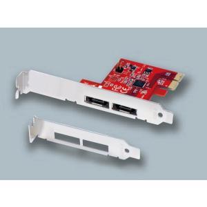 eSATA 2ポートPCI Express ボード REX-PE32X メーカー1年保証|ratoc