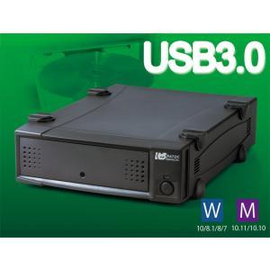 USB3.0 5インチドライブケース RS-EC5-U3X|ratoc