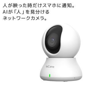 4/15 P2倍&最大2千円クーポン 国内ブランド ieCame ネットワークカメラ RS-WFCAM2 首振り パンチルト 防犯 子供 見守り 家庭用 ペット 屋内 動体検知 通知|ratoc