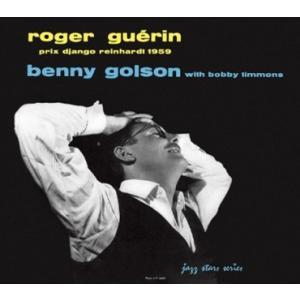 6/5 最大5000円クーポン&P5% 澤野工房 Jazz Collection 「ROGER GUERIN - BENNY GOLSON」ロジェ・ゲラン AS112 クロネコDM便|ratoc