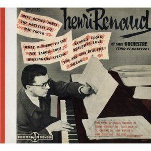 8/16迄P2% 澤野工房 Jazz Collection 「HENRI RENAUD et SON ORCHESTRE (TRIO et OCTETTE)」アンリ・ルノー AS130 クロネコDM便|ratoc