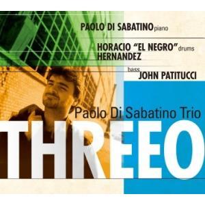 6/5 最大5000円クーポン&P5% 澤野工房 Jazz Collection 「THREEO」パオロ・ディ・サバティーノ・トリオ AS134 クロネコDM便|ratoc