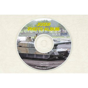 Photo CD 陸上自衛隊AFV写真集-1 (74式戦車・10式戦車編)|raupen-modell-shop