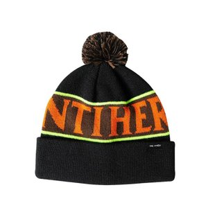 アンタイヒーロー ブラック ヒーロー ポン ビーニー ブラック メンズ/ニットキャップ/ニット帽 rawdrip