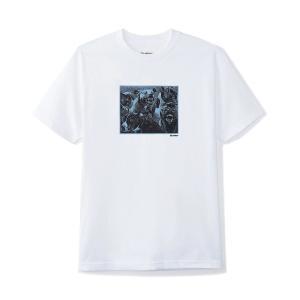 バター グッズ フォーギヴ Tシャツ ホワイト メンズ/半袖Tシャツ|rawdrip