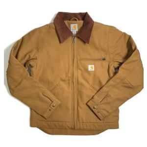 カーハート デトロイト ジャケット 103828 カーハートブラウン メンズ/アウター/ブルゾン|rawdrip