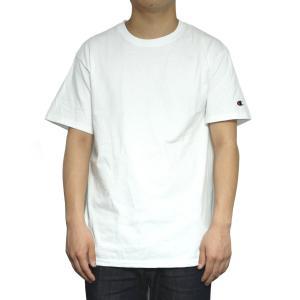 チャンピオン ワンポイント Tシャツ/全7色|rawdrip