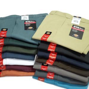 ディッキーズ オリジナル 874 ワークパンツ 全14色 メンズ/USAモデル/チノパン|rawdrip