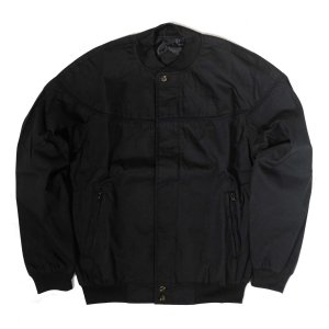 ハバンド グレート ショルダー ジャケット ブラック メンズ|rawdrip