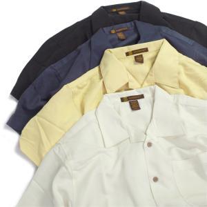 ハリトン バハマ コード キャンプ シャツ 全3色 メンズ|rawdrip