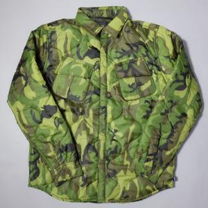 【SALE】ハフ キルティング BDU  シャツ ジャケット カモ|rawdrip