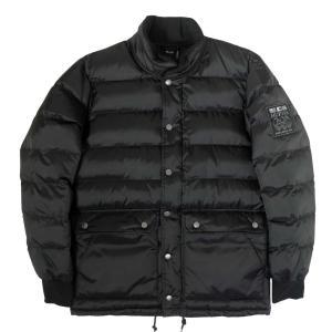 ハフ ツンドラ ジャケット ブラック メンズ|rawdrip