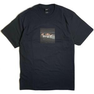 ハフ ボイヤー ロゴ Tシャツ ブラック メンズ/半袖Tシャツ|rawdrip