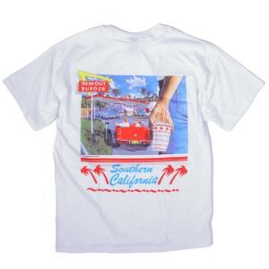 インアウトバーガー #105 1990 Tシャツ ホワイト rawdrip