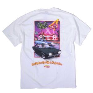 インアウトバーガー #112 2004 フレッシュ&ファスト カリフォルニア Tシャツ ホワイト rawdrip