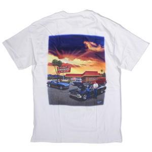 インアウトバーガー #115 2005 メモリー Tシャツ ホワイト rawdrip