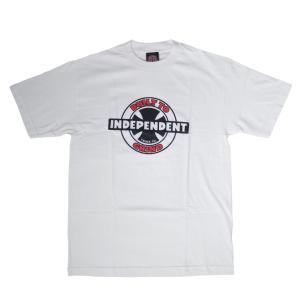 インディペンデント 95 BTG リング レギュラー Tシャツ ホワイト|rawdrip