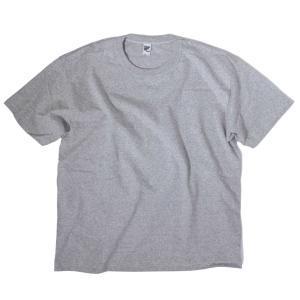 ロサンゼルス アパレル 8oz モック ツイスト クルーネック Tシャツ rawdrip