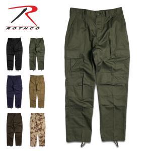 ロスコ 6ポケット タクティカル BDU パンツ 全2色/メンズ/カーゴパンツ/ミリタリー|rawdrip