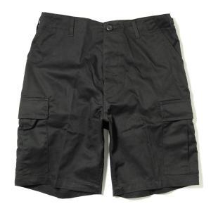 ロスコ カーゴ ショーツ ブラック/メンズ|rawdrip