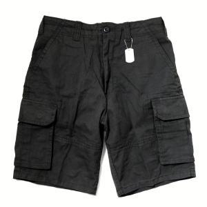 ロスコ ビンテージ カーゴ ショーツ ブラック/メンズ|rawdrip