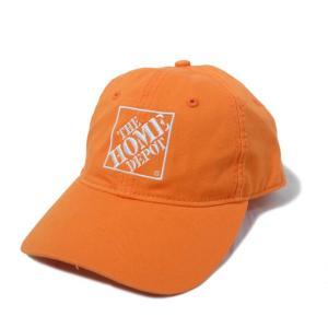 ザ ホーム デポ モア セービング キャップ オレンジ メンズ 帽子|rawdrip