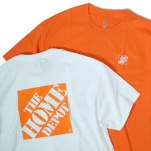 ザ ホーム デポ プロモーショナル Tシャツ 全2色 メンズ|rawdrip