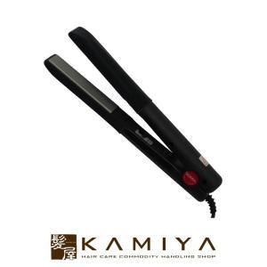 《ヘアアイロン》 高い技術を求められる縮毛矯正に!日本製の高品質プロ仕様のシーマアイロン。  細長い...