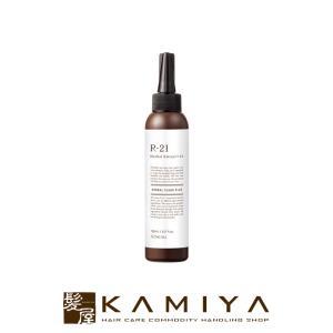 サンコール R-21 ハーバルクリア 180ml|サンコール r21 頭皮用 クレンジング エイジングケア 頭皮ケア スキャルプケア 汚れ 脂質 健康な頭皮環境に導く|ray