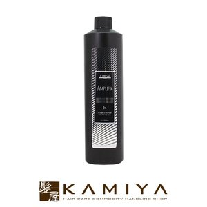 ≪カラー剤(2剤)≫ 日本人の毛髪に合わせた魔法のヘカラーオキシ。 いつもの2剤をアンプリフィックス...