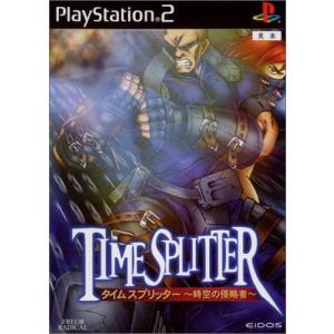 中古:PS2)タイムスプリッター ~時空の侵略者~ 4522208001260|raylbox