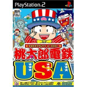 中古:PS2)桃太郎電鉄USA 4988607050887|raylbox