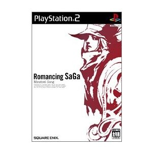 中古:PS2)ロマンシング サガ ミンストラルソング 4988601004169|raylbox