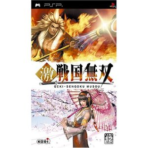 中古:PSP)激・戦国無双 通常版 4988615022104|raylbox