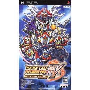 中古:PSP)スーパーロボット大戦MXポータブル 4983164735680|raylbox