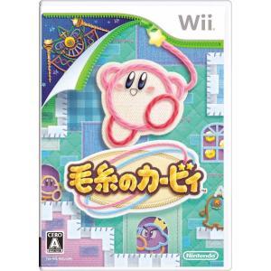 中古:Wii)毛糸のカービィ 4902370518474|raylbox