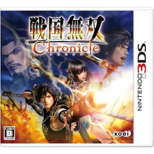 中古:3DS)戦国無双 Chronicle 4988615039423|raylbox