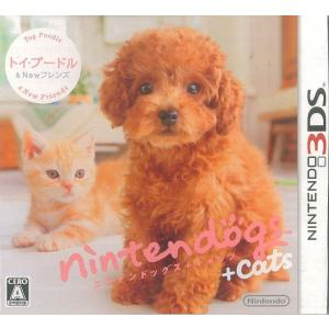 中古:3DS)nintendogs + cats トイ・プードル&Newフレンズ 4902370518818|raylbox