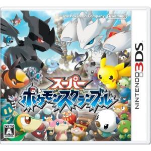 中古:3DS)スーパーポケモンスクランブル 4902370519020|raylbox