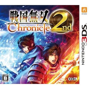 中古:3DS)戦国無双 Chronicle 2nd 4988615045257|raylbox