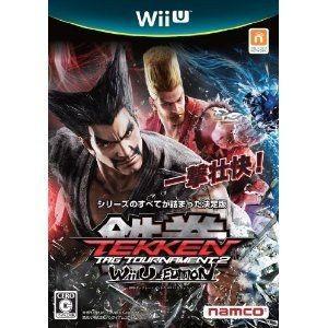 中古:WiiU)鉄拳タッグトーナメント2 Wii U EDITION 4582224498291|raylbox