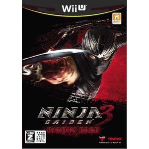 中古:WiiU)NINJA GAIDEN 3: Razor's Edge 4988615045813|raylbox