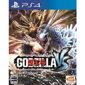 【中古】PS4)ゴジラ-GODZILLA-VS [4560467049012] raylbox